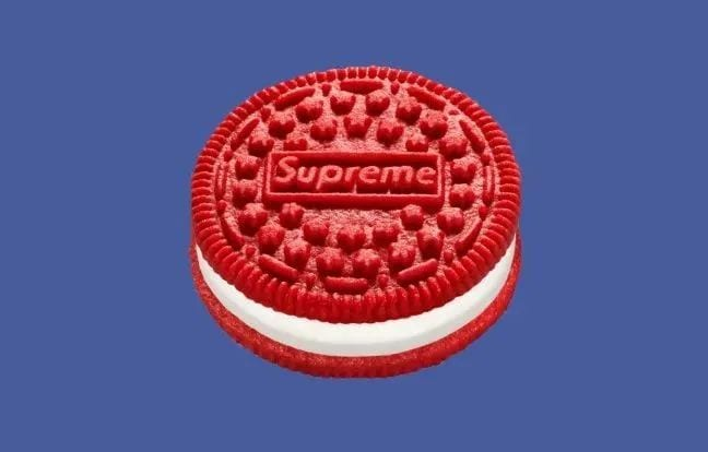 Oreo, Supreme, cookie, co-brand