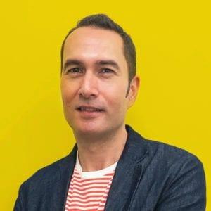 Francis Oldfield, regional brand director, garage society